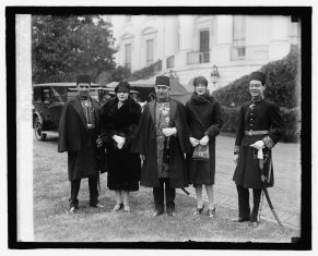 Early 1920s , The Whitehouse