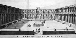 15th Century caravan sara