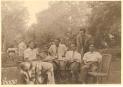 College buddies in 1947