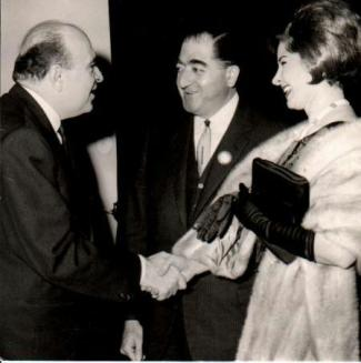With Wife and Hoveyda