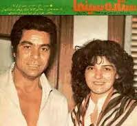 With behrooz Vousooghi, Actor