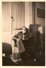 Young Abdullah in Brussels
